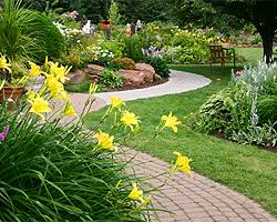 Gartenpflege und Gartenpraxis