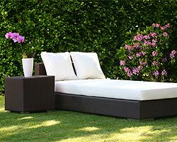 Polyrattan-Gartenmöbel